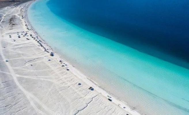 Salda Gölü özel çevre koruma bölgesi ilan edildi