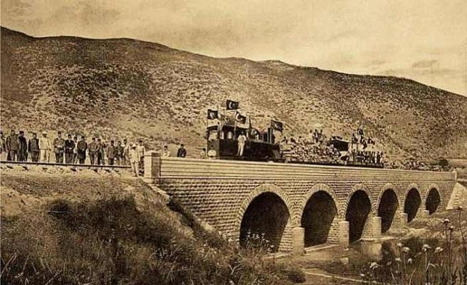 Tarihte Bugün (27 Ağustos): Hicaz Demiryolu açıldı