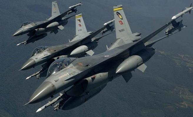 Türk jetleri havalandı: 24 terörist etkisiz hale getirildi