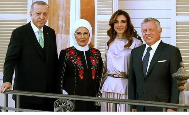 Ürdün, Türkiye ve Katar'a yaklaşıyor