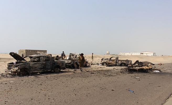 Yemen'deki saldırılarda ölü ve yaralı sayısı 300'ü buldu