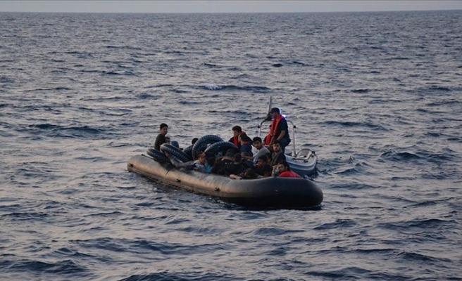 Yunanistan'dan göçmen geçişlerinde artış iddiası