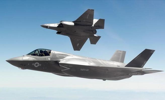 ABD'den Polonya'ya 6,5 milyar dolar değerinde F-35 satışı