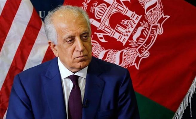 ABD Kongresi, Afganistan Özel Temsilcisi Halilzad'ı ifadeye çağırdı