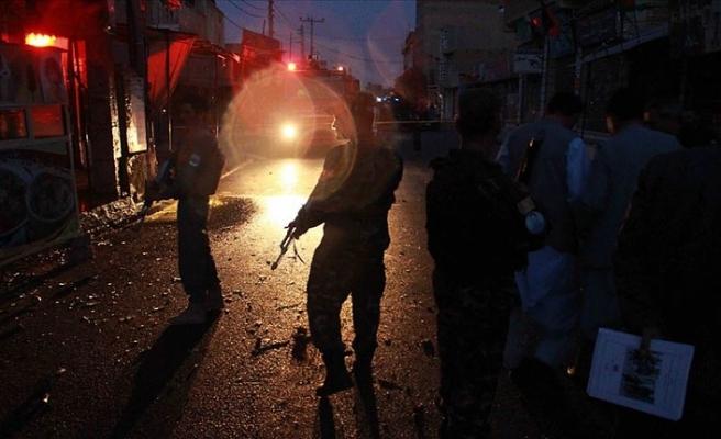 Afganistan'da bombalı saldırı: 5 ölü, 50 yaralı