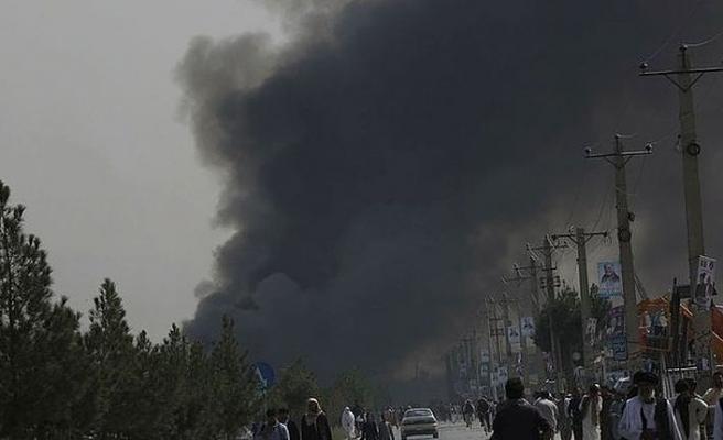 Afganistan'ın başkenti Kabil'de büyük patlama
