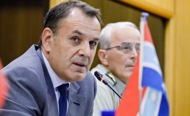 Milli Savunma Bakanı Akar, Yunanistan Savunma Bakanı ile görüştü