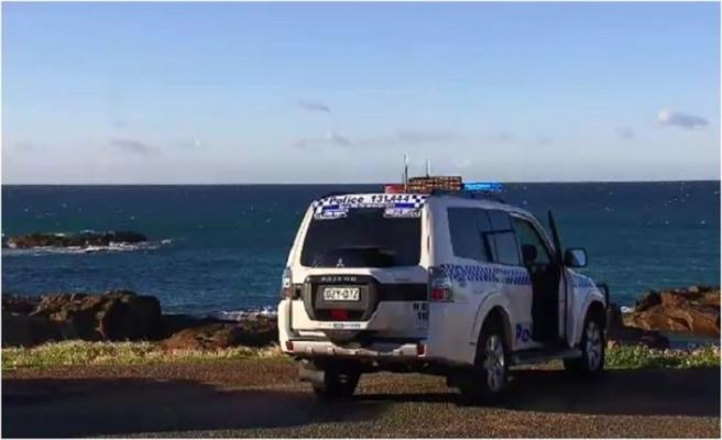 Avustralya'da özel helikopter düştü