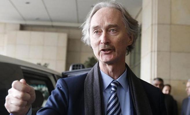 BM Suriye Özel Temsilcisi Pedersen Türkiye'de