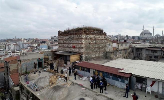 Bodrum'dan sonra sıra İstanbul'a geldi.. Tek tek kaçak yapılar aranıyor