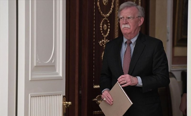 Bolton'un görevden alınmasında 'Taliban' iddiası