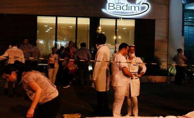Brezilya'da hastane yandı: 10 ölü