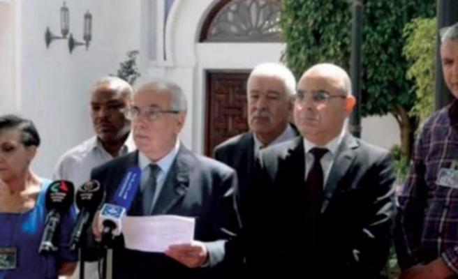 Cezayir'de Ulusal Diyalog Komitesinin seçim önerileri kabul edildi