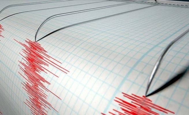 Çin'de 5,4 büyüklüğünde deprem