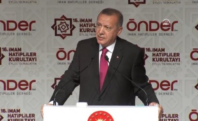Cumhurbaşkanı Erdoğan'dan sert sözler: Nobran ve vicdansızlar