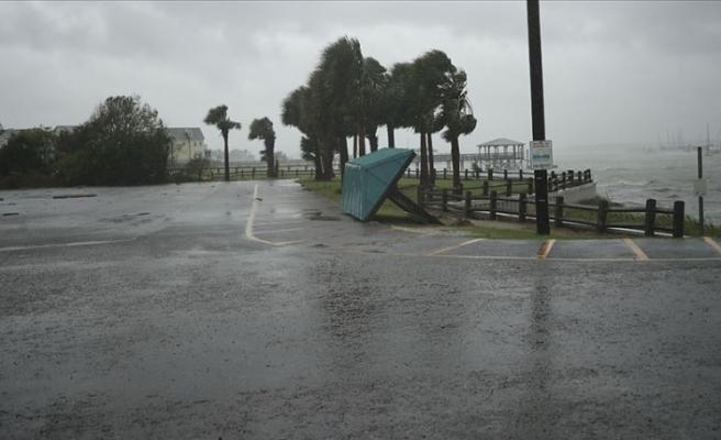 Dorian Kasırgası ABD'nin doğu kıyılarında etkili olmaya devam ediyor