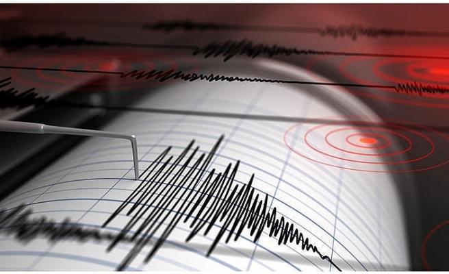 Elazığ'da deprem: 3.7 ile sallandı