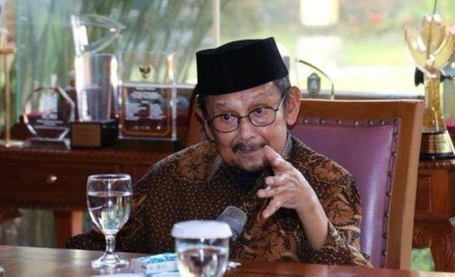 Endonezya'nın eski Devlet Başkanı öldü