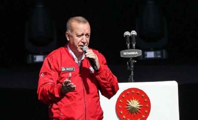 Erdoğan'dan TEKNOFEST İstanbul paylaşımı