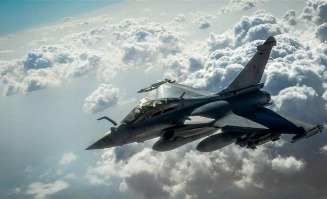 Fransa'nın Mısır'a sattığı savaş uçakları Hafter için kullanılmış