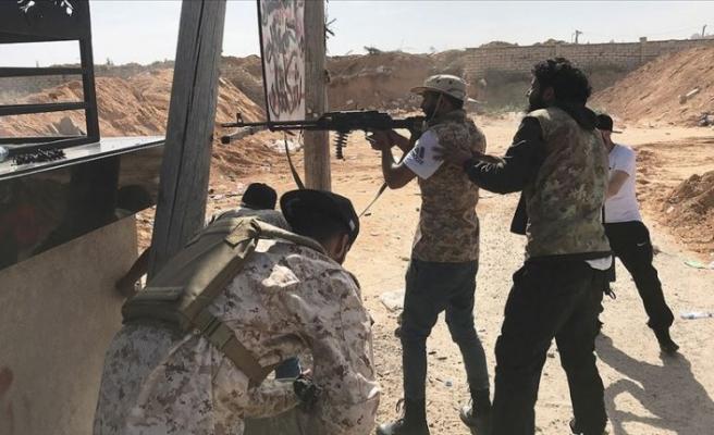 'Hafter güçleri, Libyalıların devlet kurma düşüne saldırdı'