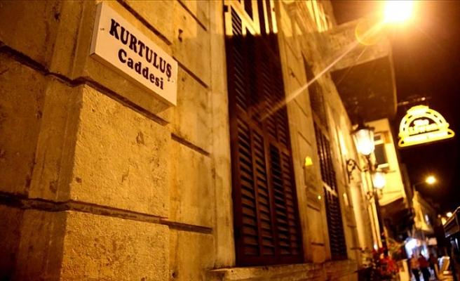 'İlk aydınlatılan cadde' turizme kazandırılacak