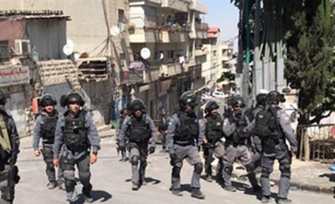İşgalci İsrail Filistinlilerin ölüsünden de korkuyor.. Şehitleri alıkoymaya devam edecek