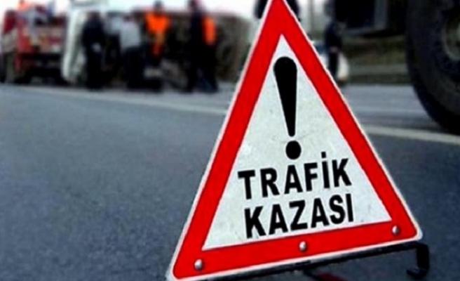 İstanbul-Antalya seferini yapan yolcu otobüsü devrildi, 1 ölü