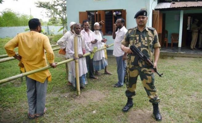 Keşmir'in ardından Assam: Kuzey Hindistan'da sular ısınıyor