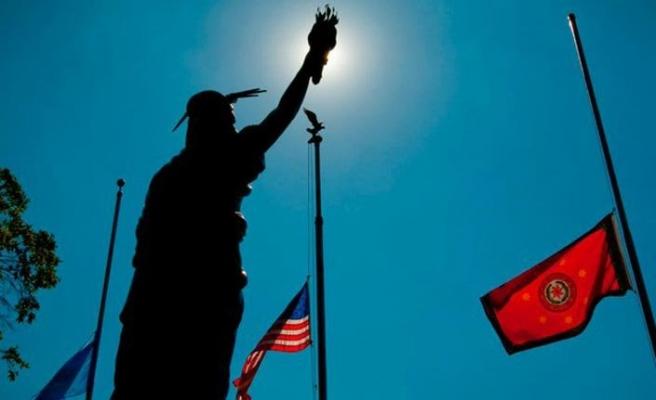 Kızılderili halkı Cherokee'ler ilk kez ABD Kongresine temsilci belirledi
