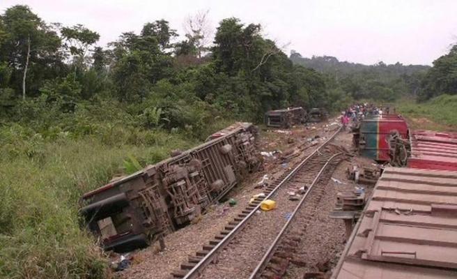 Kongo'da katliam gibi kaza.. En az 50 ölü