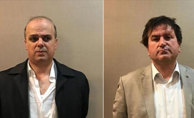 Kosova'da tutuklanan FETÖ üyeleri hakim karşısında