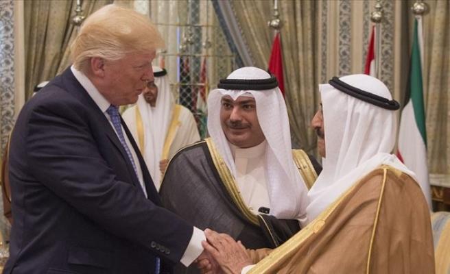 Kuveyt Emiri Sabah'ın Trump ile görüşmesi sağlık kontrolleri nedeniyle ertelendi