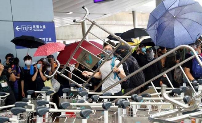 Litvanya'dan Çin Büyükelçisine Hong Kong protestosu