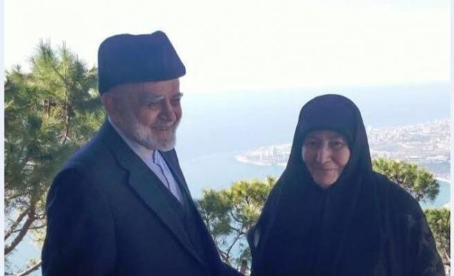 Milli Görüş'ün mihenk taşı Osman Nuri Önügören'in eşi Hakk'ın rahmetine kavuştu