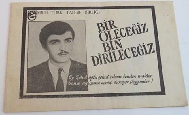 Milli Türk Talebe Birliği'nden Bilgi için anma töreni
