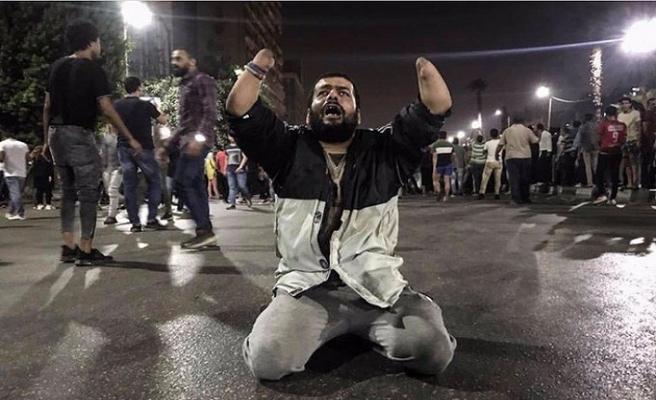 Mısırlı müteahhitin eylem çağrısında Tahrir Meydanı etiketi