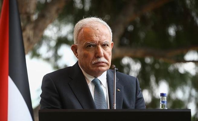 Filistin Dışişleri Bakanı Maliki: Netanyahu'nun açıklaması barışı temelinden yıkıyor