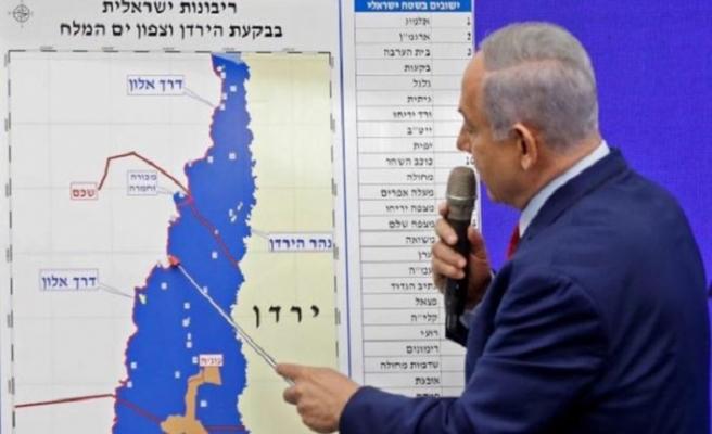 Netanyahu ilhak planına dair açıklama yaptı