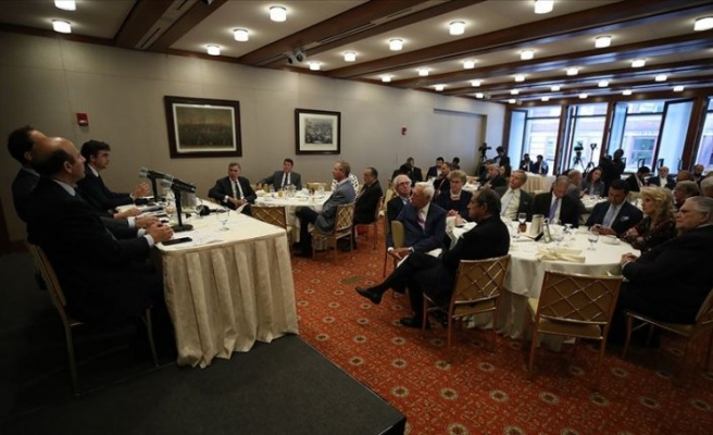 New York'ta Türk-Amerikan ilişkileri değerlendirildi