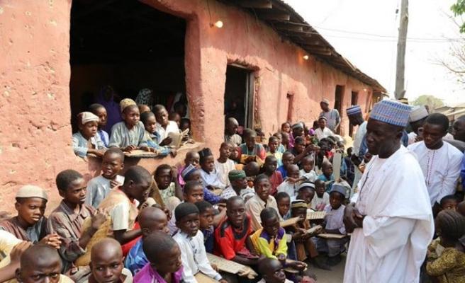 Nijerya'da ücretsiz eğitim başladı
