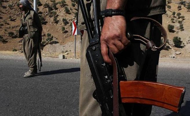 PKK Irak'ta bir sivili rehin aldı