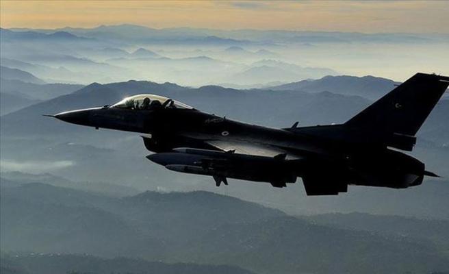 PKK'ya darbe üstüne darbe: 3 terörist öldürüldü