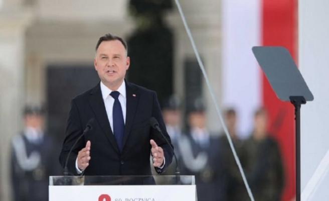 Polonya Cumhurbaşkanı: Kırım ve Donbas Ukrayna'nın kontrolüne dönmeli