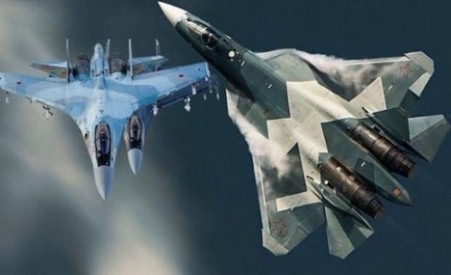 Rusya'dan Su-35 ve Su-57 açıklaması: Ankara'ya bağlı