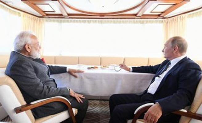 Rusya, Hindistan pazarında ulusal para birimi kullanımını arttırmayı hedefledi
