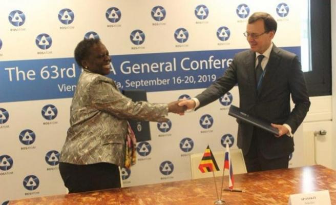 Rusya ve Uganda arasında nükleer enerji anlaşması