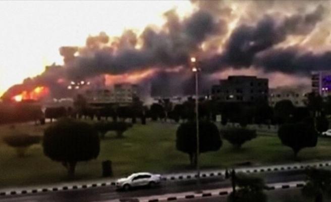 Suudi Arabistan'da petrol tedariki, Aramco saldırısı öncesi seviyelere döndü