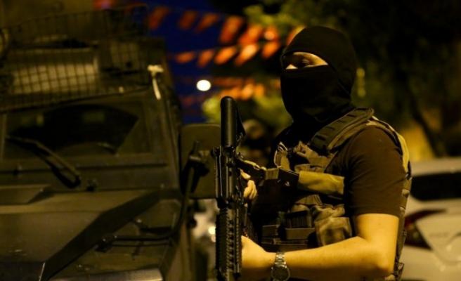 Terör operasyonunda 6 tutuklama: HDP İl Eş Başkanı da var