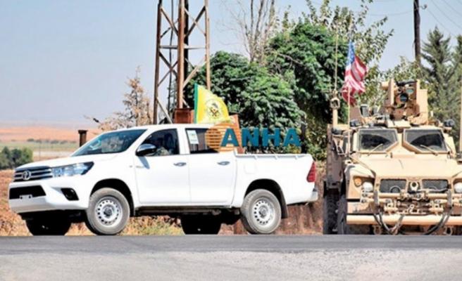 Terör örgütü YPG silahlı grupları artırdı